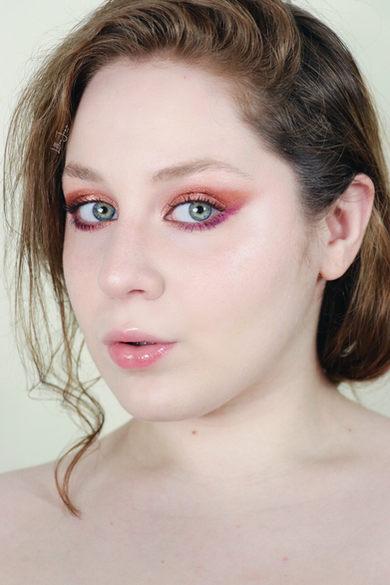 German Smokey Makeup by Lillee Jean