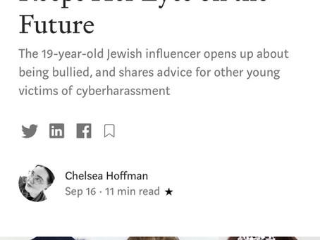 Lillee Jean Cyberbullying Medium Article