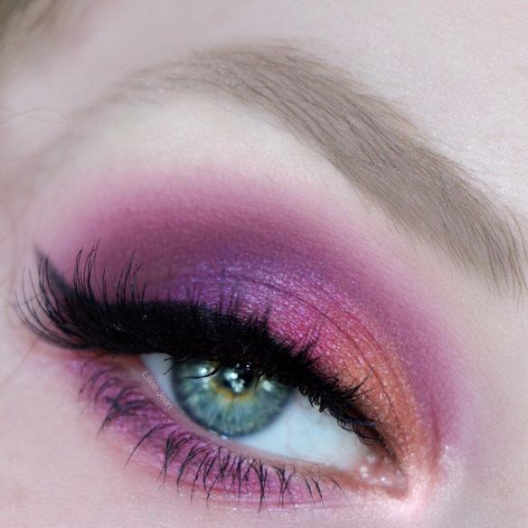 Lillee Jean Soft Purple Pink