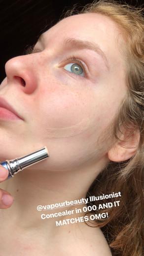 Vapour Organic Green Beauty Review