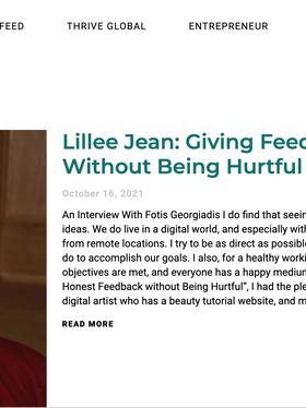 Lillee Jean Positive Feedback 2021 Interview