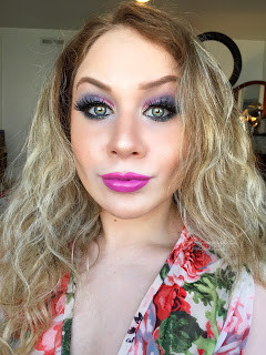 Pastel Glittery Cotton Candy Wearable Unicorn Makeup Tutorial 2016   Lillee Jean