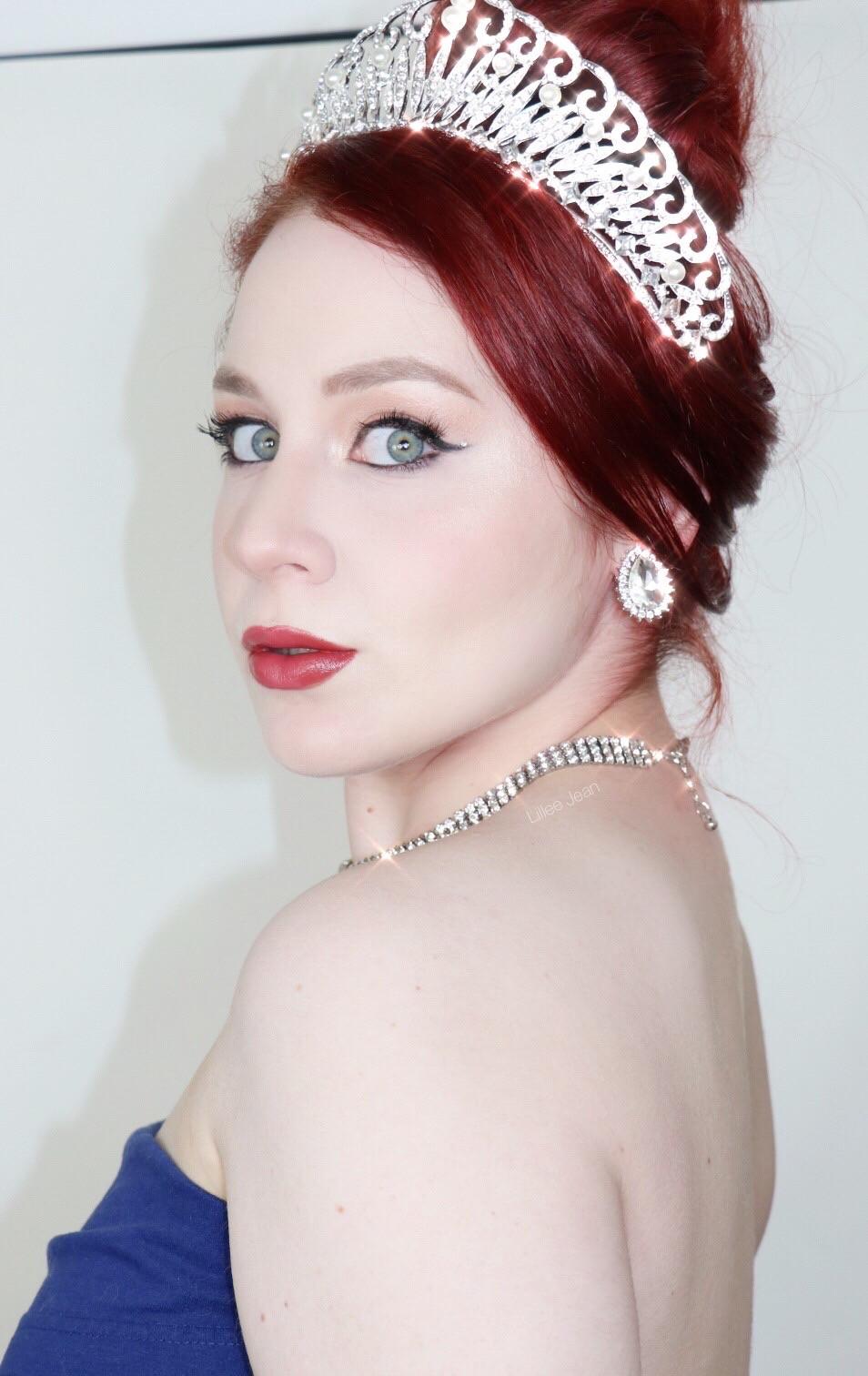 Princess ANASTASIA Essence Olá Rio Soft Glam Makeup Tutorial 2020   Lillee Jean