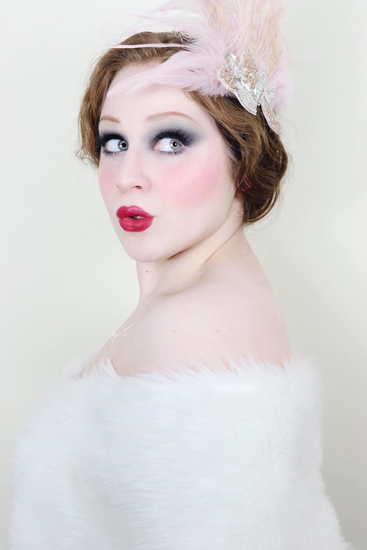 1920's Makeup Tutorial | Lillee Jean