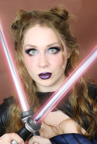 Lillee Jean Star Wars Inspired Cosplay