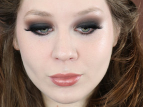 HOW TO Blend Black Smokey Eyes 2020   Lillee Jean