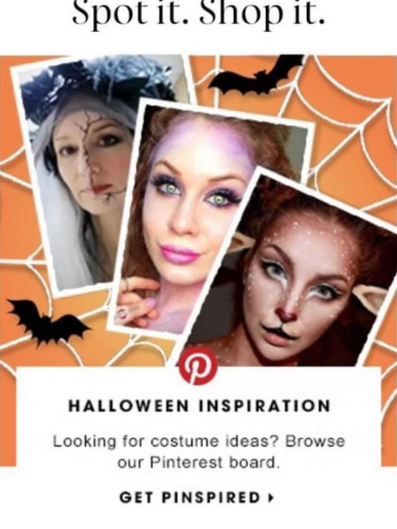 Sephora 2016 Email Mailer Feature Lillee