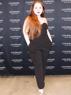 Covergirl Billboard Lillee Jean 2019