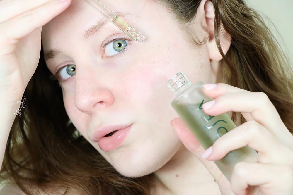 Vitamin Rich HYDRATING Skincare Routine | Dermalogica Multivitamin Masque 2021 | Lillee Jean