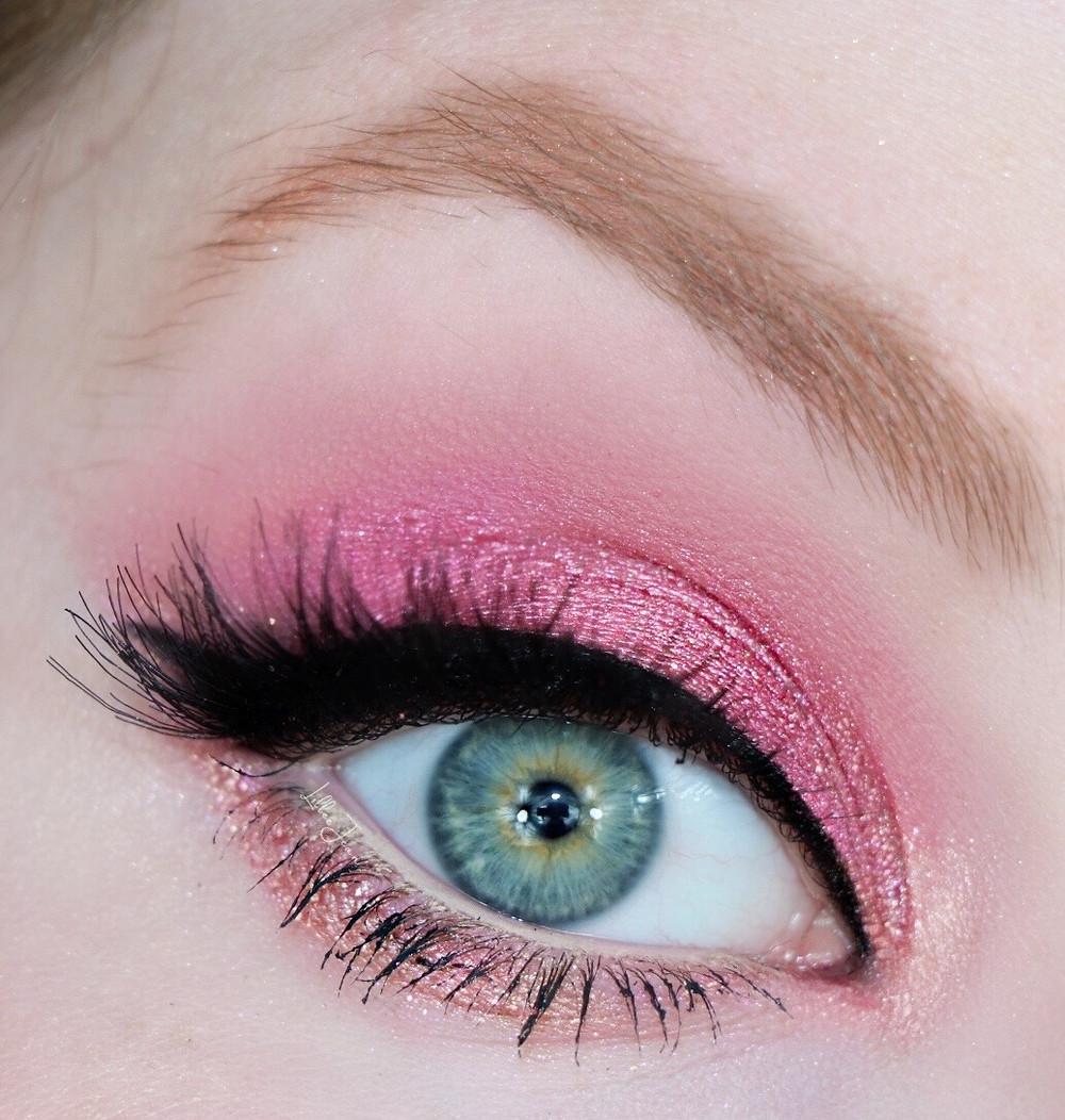 BLOSSOM Powerpuff Girls Rose Gold Makeup Tutorial 2021 | Lillee Jean