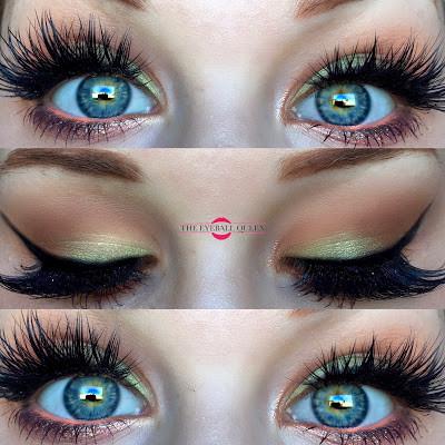 Fruity Green & Peach Fall Makeup Tutorial 2016 | Lillee Jean