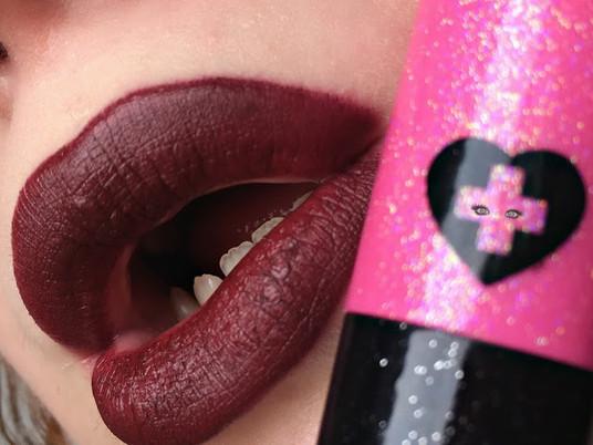Sugarpill Cosmetics 'Anti-Socialite' Lipstick REVIEW + SWATCHES