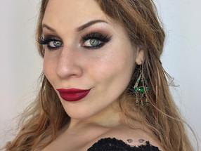 Sultry Dark Bronze Smokey Eye Makeup Tutorial   Morphe Brushes 35OS Pallet