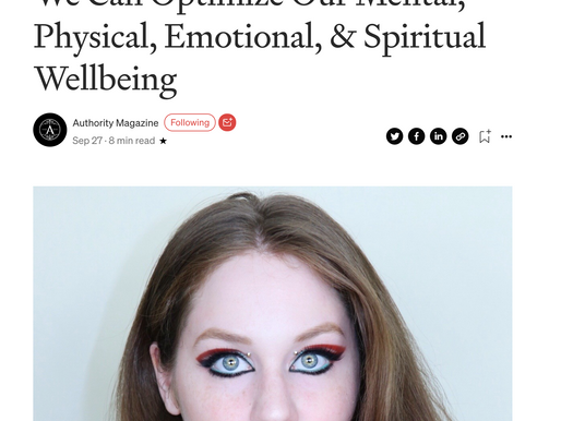 Lillee Jean INTERVIEW 2021: Optimizing Our Mental, Physical, Emotional, & Spiritual Health