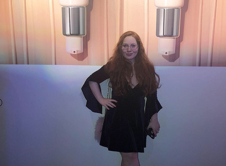 Lillee Jean At Revlon Candid Product Launch Event X Ashely Graham