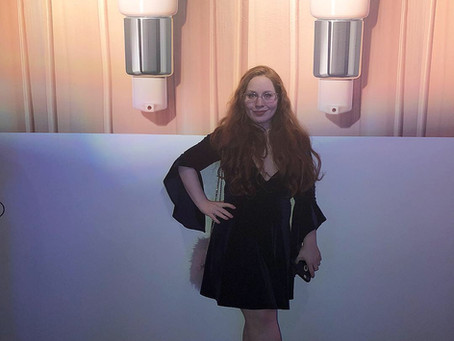 Lillee Jean At Revlon Candid Product Launch Event With Ashely Graham