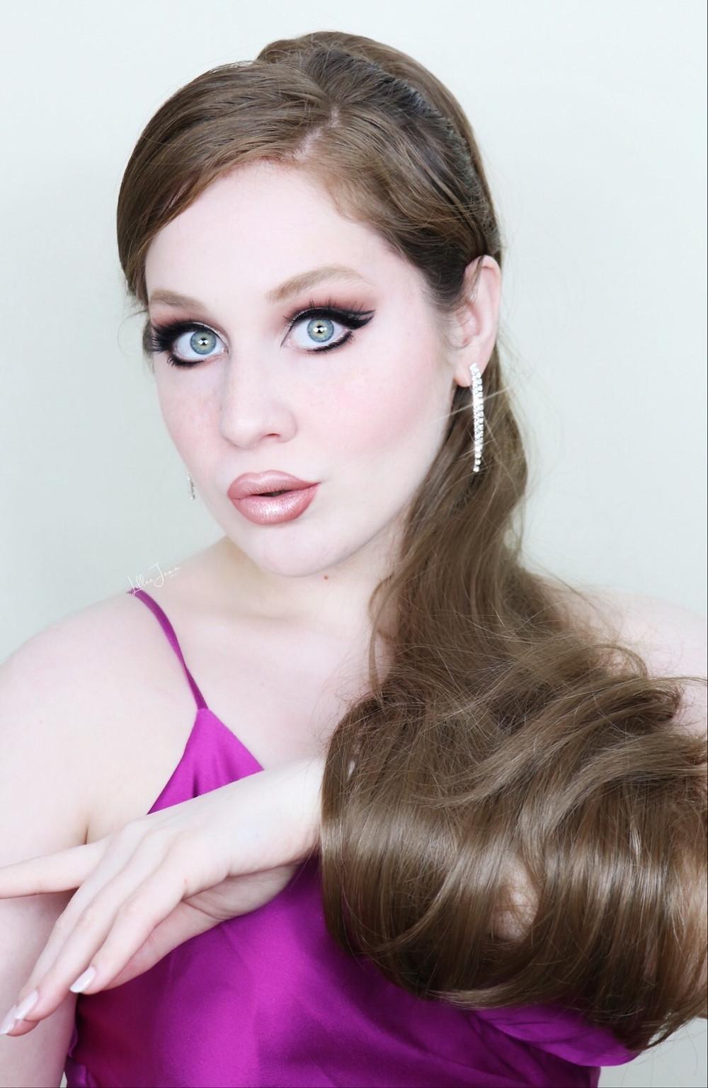 BRATZ Makeup Look   TARTE MANEATER Soft Glam Tutorial 2021   Lillee Jean