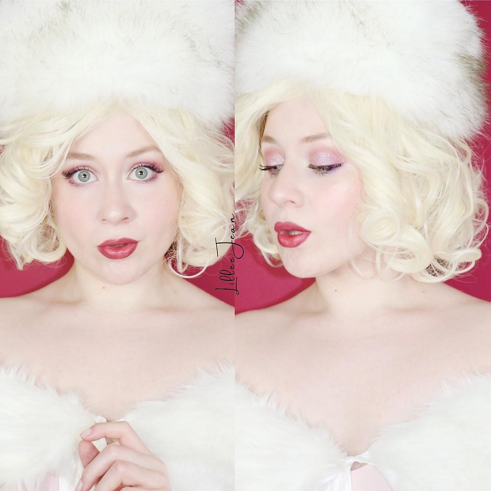Charlotte La Bouff NYX Diamonds & Ice DISNEY PRINCESS Makeup Tutorial 2020 | Lillee Jean