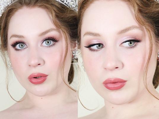 Drugstore Bridal Makeup | Essence Salut Paris 2021 | Lillee Jean