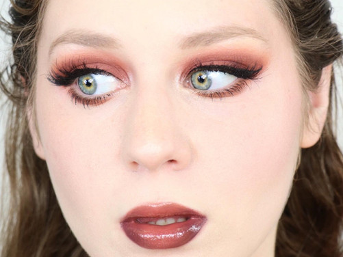 Too Faced Melted Chocolate Liquid Matte Shadow + Diamond Fire Bronzer REVIEW 2020 | Lillee Jean