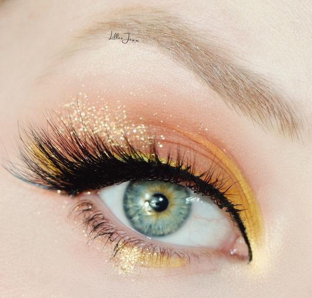 Lillee Jean Pantone Illuminated Makeup Look