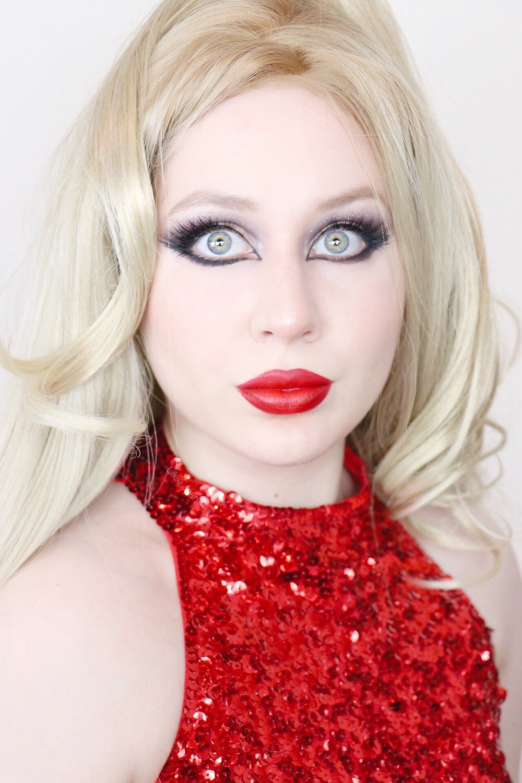 BRATZ Chloe doll Makeup Tutorial 2020 | Lillee Jean