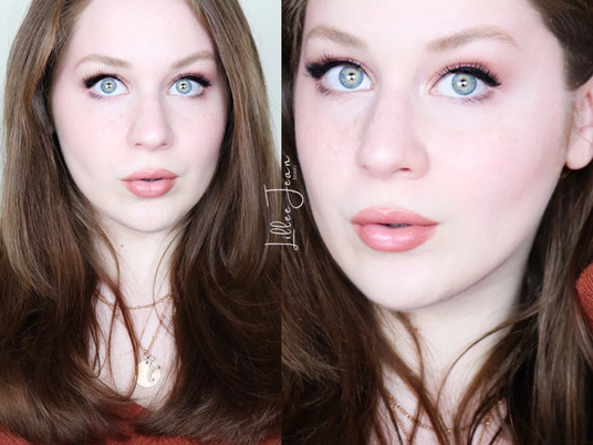 Soft Rose Gold Radiant Makeup Tutorial | Cruelty Free Glam 2021 | Lillee Jean