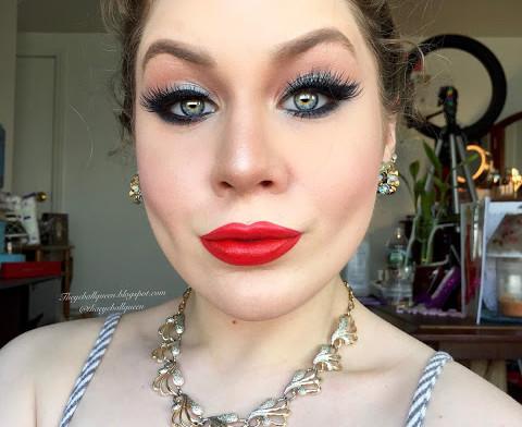 Classic 1950's Barbie Makeup Tutorial 2016   Lillee Jean