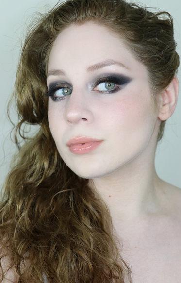 Lillee Jean Full Smokey Drugstore Makeup