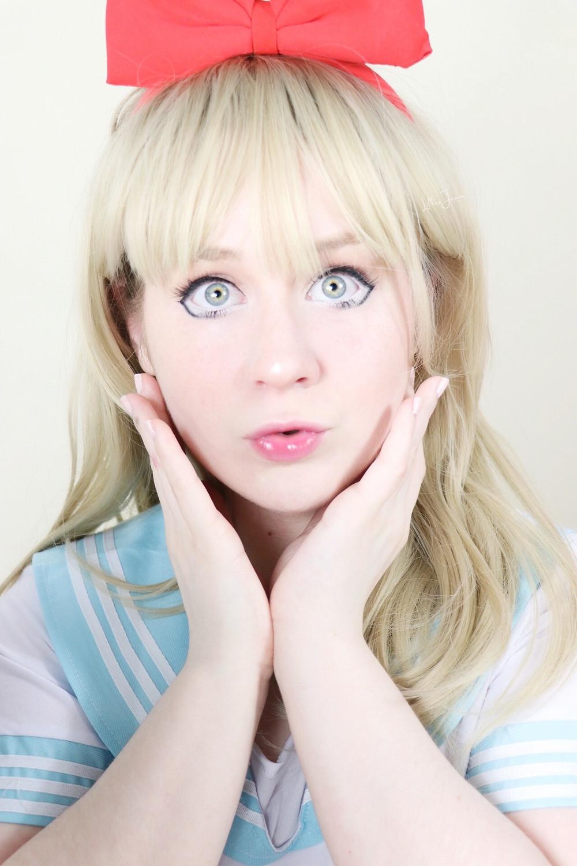 Nisekoi CHITOGE Anime Makeup Tutorial 2021   Lillee Jean