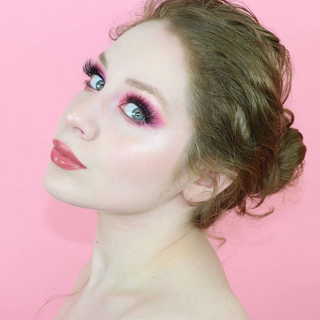 Lillee Jean Watermelon Pink Look