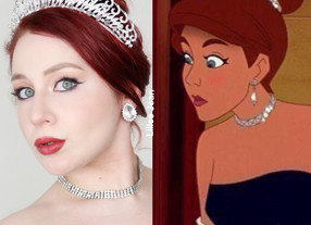 Princess ANASTASIA Essence Olá Rio Soft Glam Makeup Tutorial 2020 | Lillee Jean