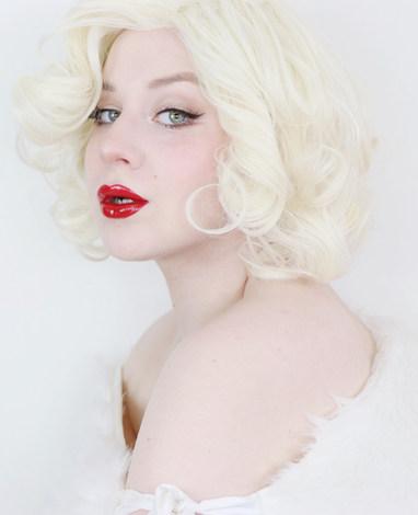 Lillee Jean Marilyn Monroe Cosplay by Lillee Jean