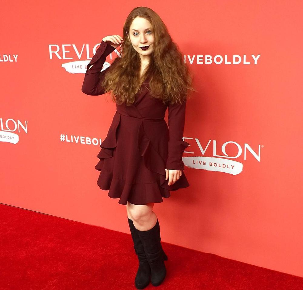 Revlon Live Boldly Lillee Jean
