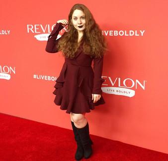 Live Boldly Red Carpet Lillee Jean