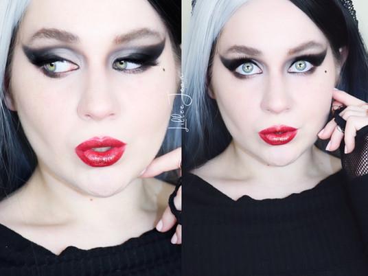 Disney's Cruella Makeup Tutorial 2021 | Lillee Jean