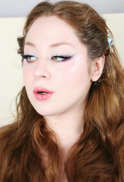 Lillee Jean Multi-Color Gemstone Look