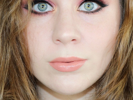 Karity Picante Palette Sultry Cranberry Makeup Tutorial | Lillee Jean