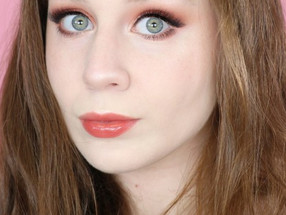 Etude House Peach Valentines Day Joohky Makeup Look 2020   Lillee Jean
