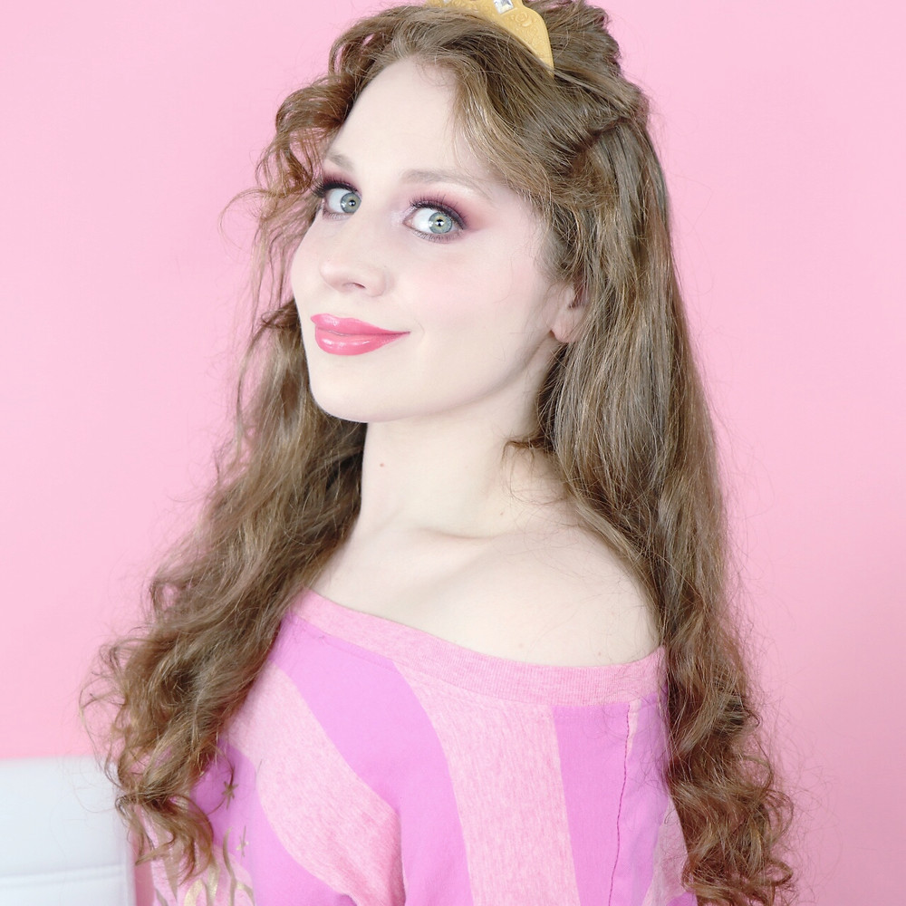 Sleeping Beauty Wreck-It Ralph 2 Comfy Princess Makeup Tutorial Disney Cosplay 2020   Lillee Jean