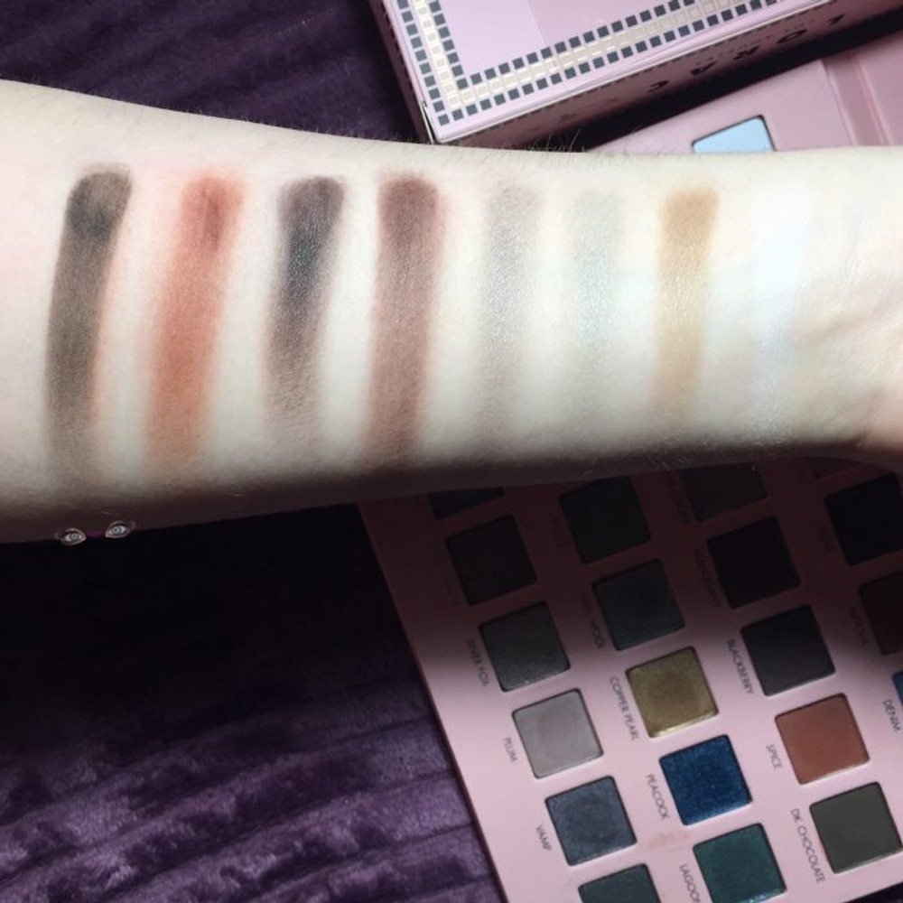 Lorac Los Angeles Mega PRO 4 Palette Review and Swatches | Lillee Jean