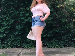 Casual Petite Fashion in july | Lillee Jean