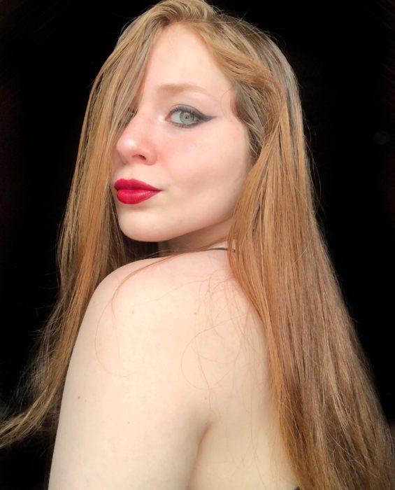 Dramatic Smoldering Black Smudged Eyeliner Makeup Look 2017 | Lillee Jean