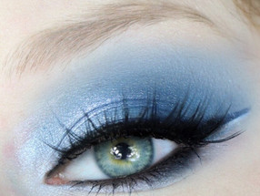 Colourpop Blue Moon Palette Makeup Tutorial