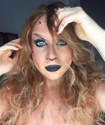 DC Comics Barbara Ann Minerva Cheetah Halloween Makeup Tutorial 2016 | Lillee Jean