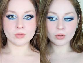 Russian Blue Eyeliner Sephora PRO Editorial Makeup Tutorial 2021   HERITAGE SERIES   Lillee Jean