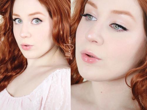 Enchanted Giselle DRUGSTORE Soft Makeup Tutorial Disney 2021   Lillee Jean