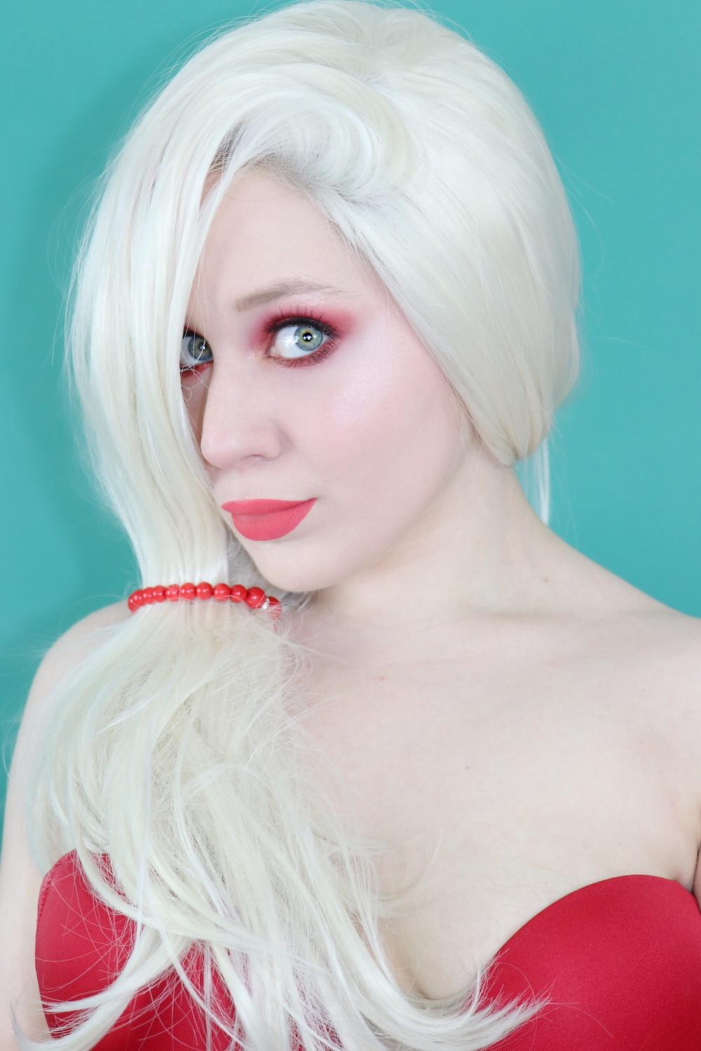 Arista Ariel's Sister The Little Mermaid Disney Makeup Tutorial Cosplay 2020 | Lillee Jean