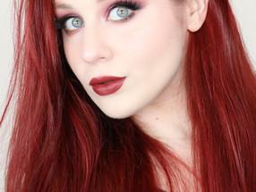 Essence Bonjour Montréal Cranberry Pink Autumn Makeup Tutorial 2020 | Lillee Jean