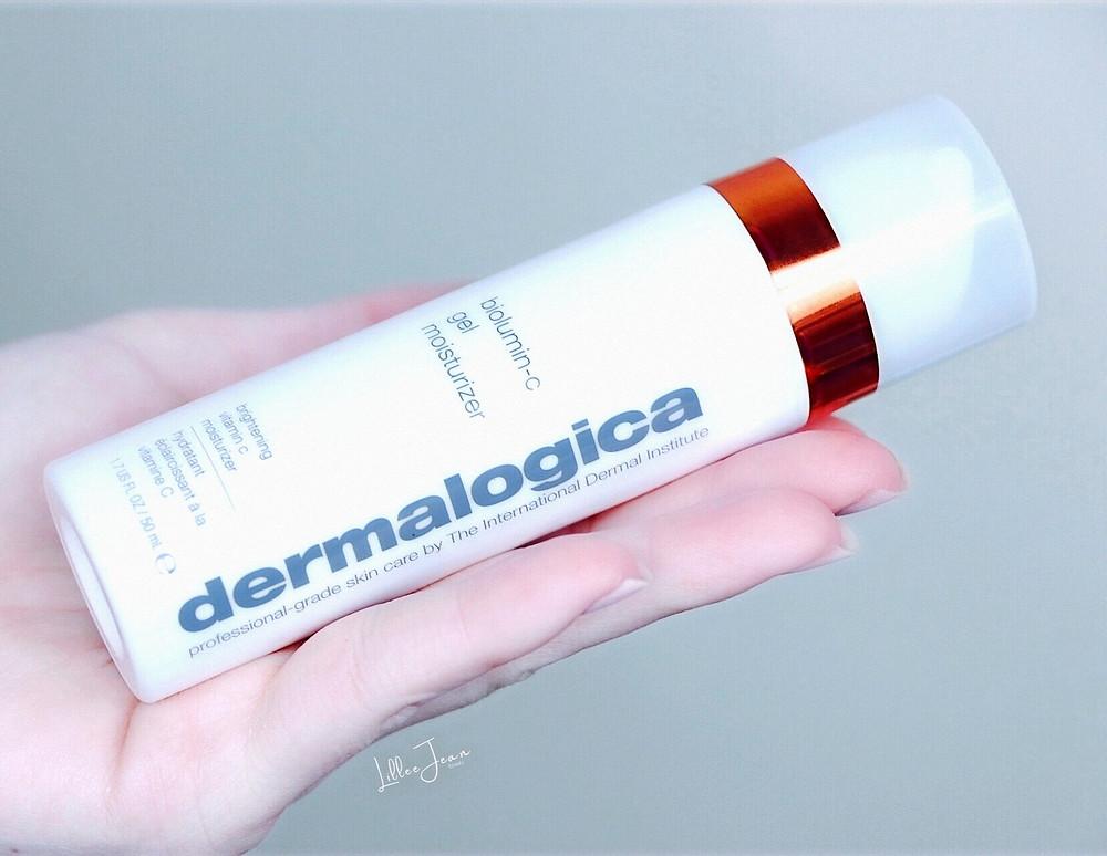 Dermalogica Biolumin-C Vitamin C Gel Moisturizer SHORT Review | Lillee Jean